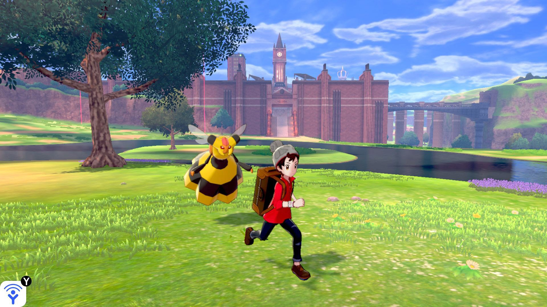 I'm stoked for Pokemon Sword and Shield, but the E3 showing was a letdown screenshot