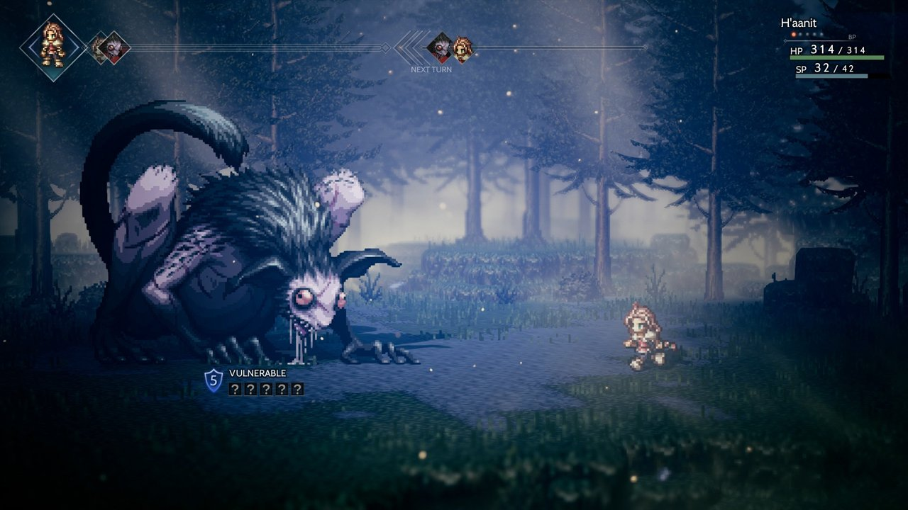 Octopath Traveler PC review
