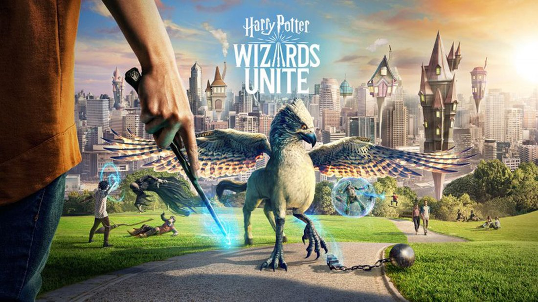 Review in Progress: Harry Potter: Wizards Unite screenshot