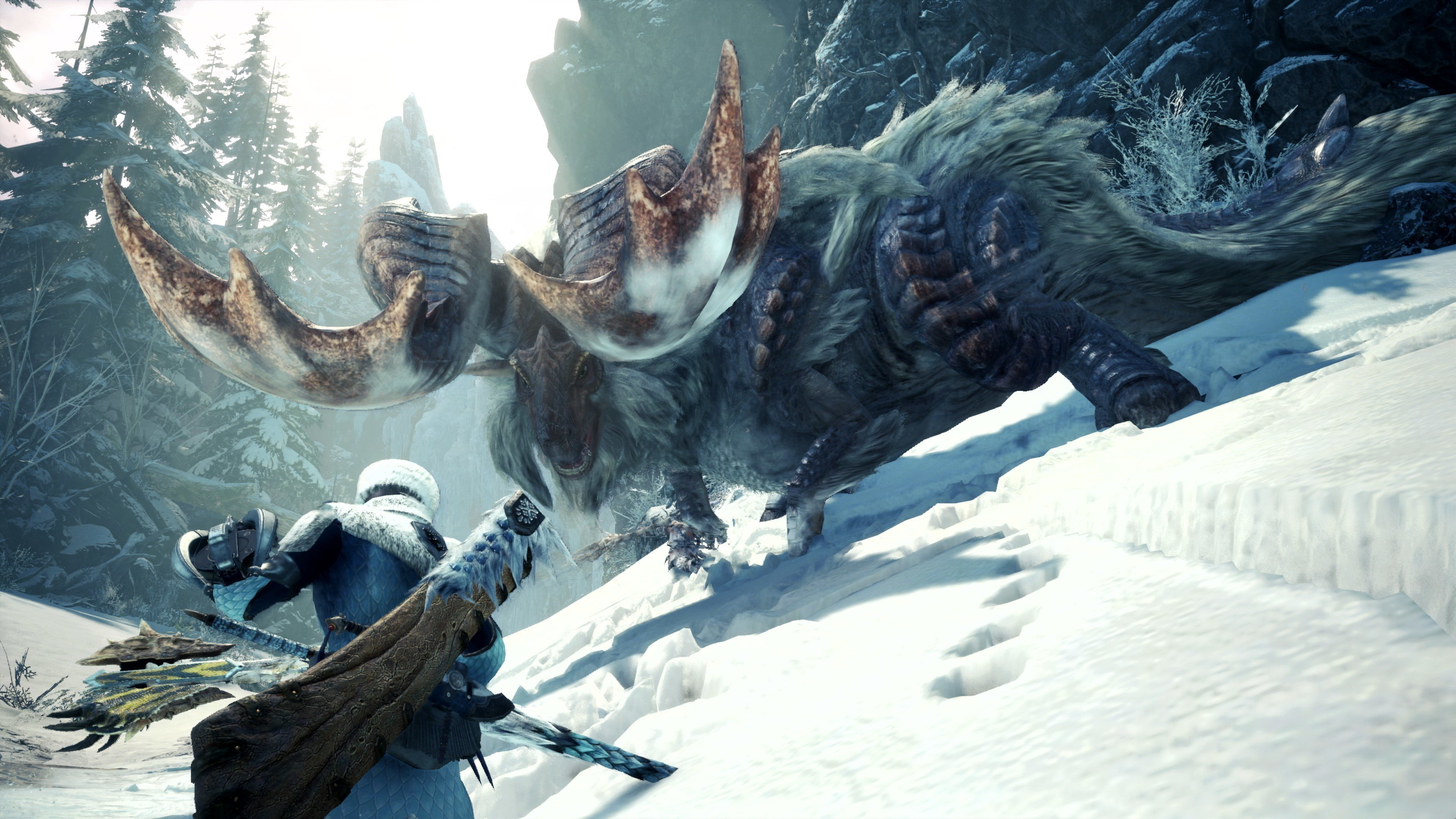 What did you think of the Monster Hunter World: Iceborne beta?