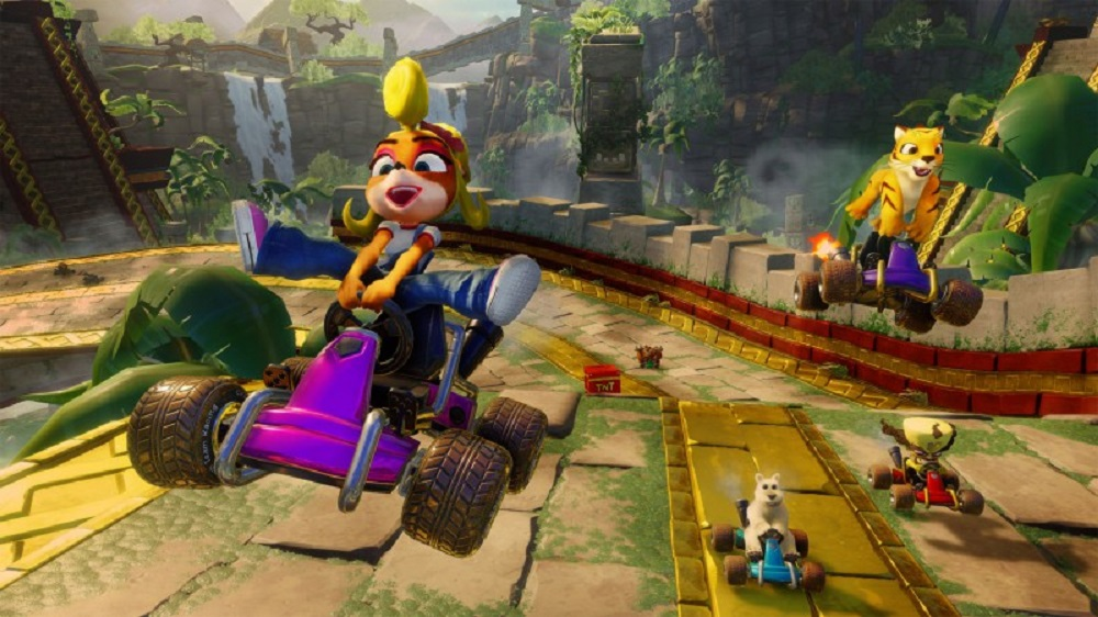 Quelle Surprise: Crash Team Racing Nitro-Fueled debuts at the top of the UK Charts screenshot