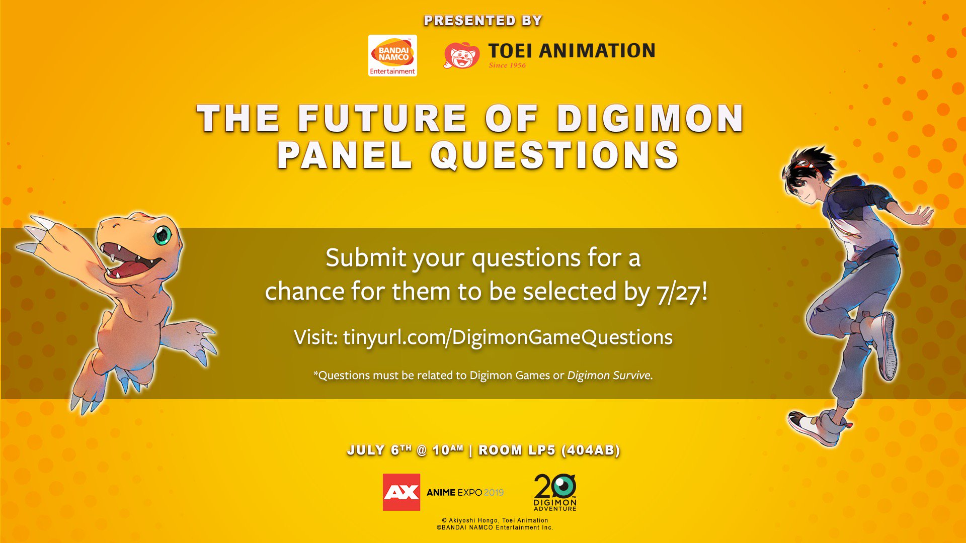In case you were worried, Bandai Namco teases that there is no end for Digimon in sight screenshot