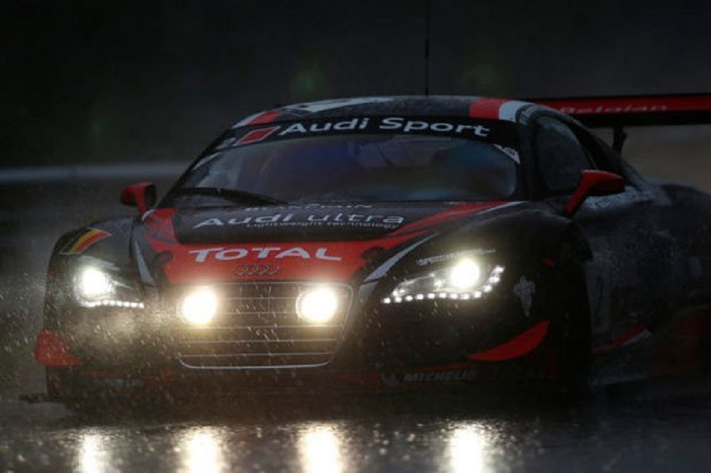 Upcoming Gran Turismo Sport update will add soggy weather