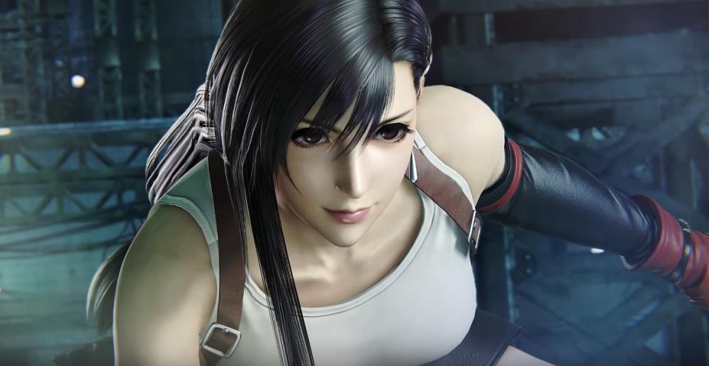 Tifa Lockheart will crack knuckles/heads in Dissidia Final Fantasy