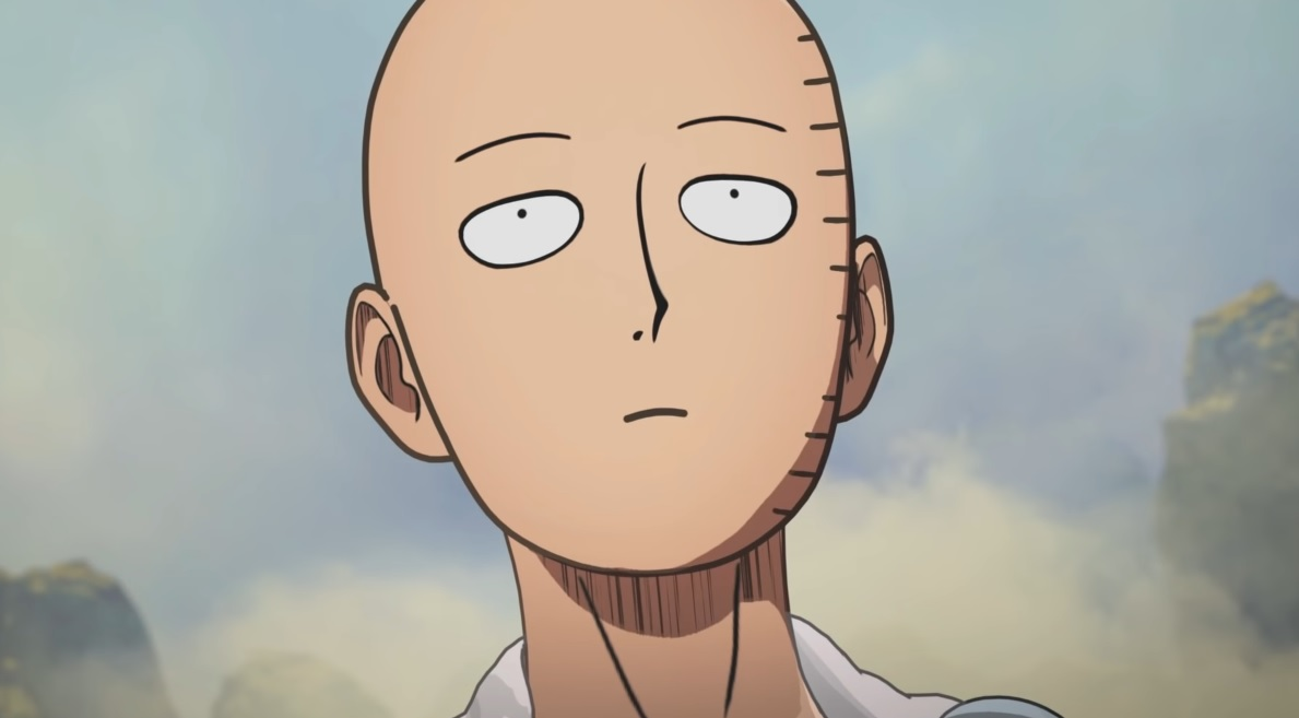 The insanely popular One Punch Man series is finally getting a game screenshot
