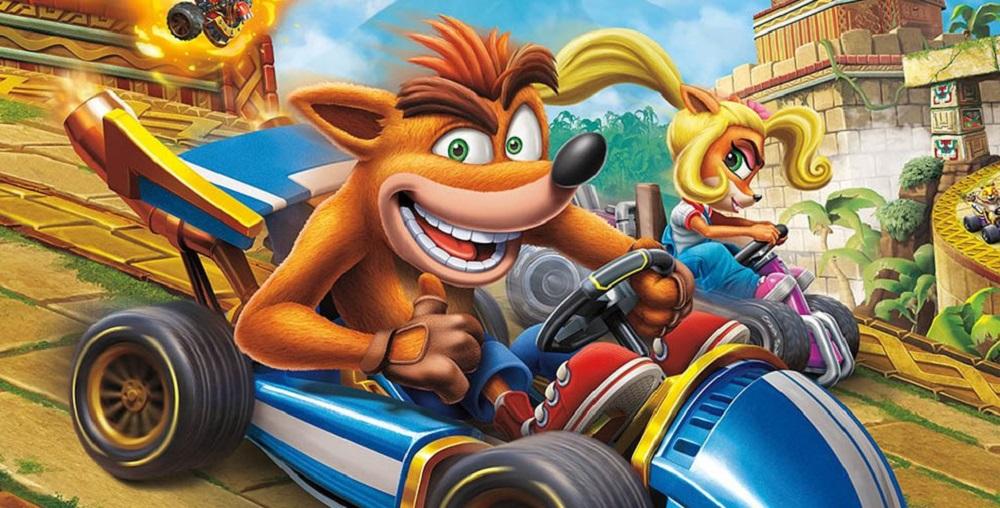 Review: Crash Team Racing Nitro-Fueled screenshot