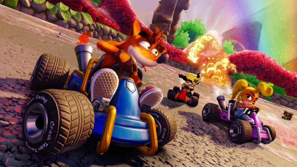 Review: Crash Team Racing Nitro-Fueled