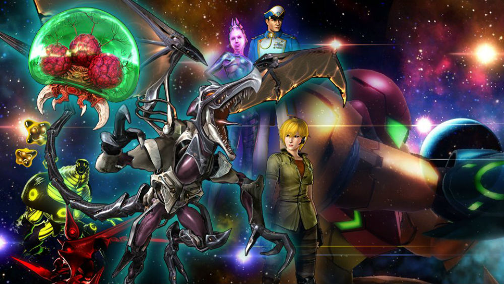 Smash Ultimate is getting a Metroid event, and I'll take another retro-themed entry any day now, Nintendo
