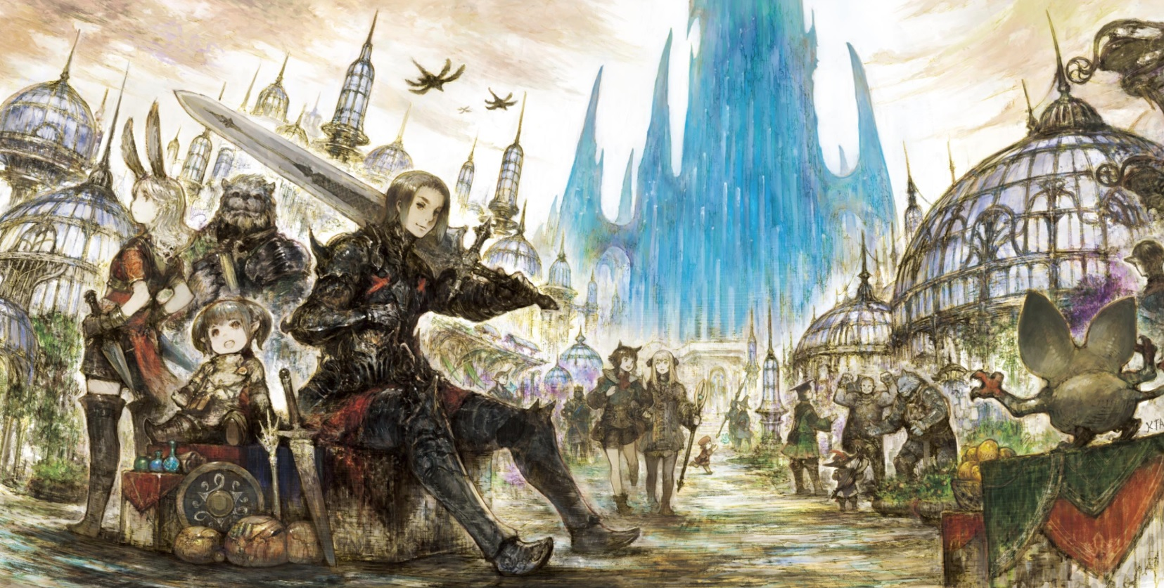 Square Enix shares massive prelim patch notes ahead of Final Fantasy
