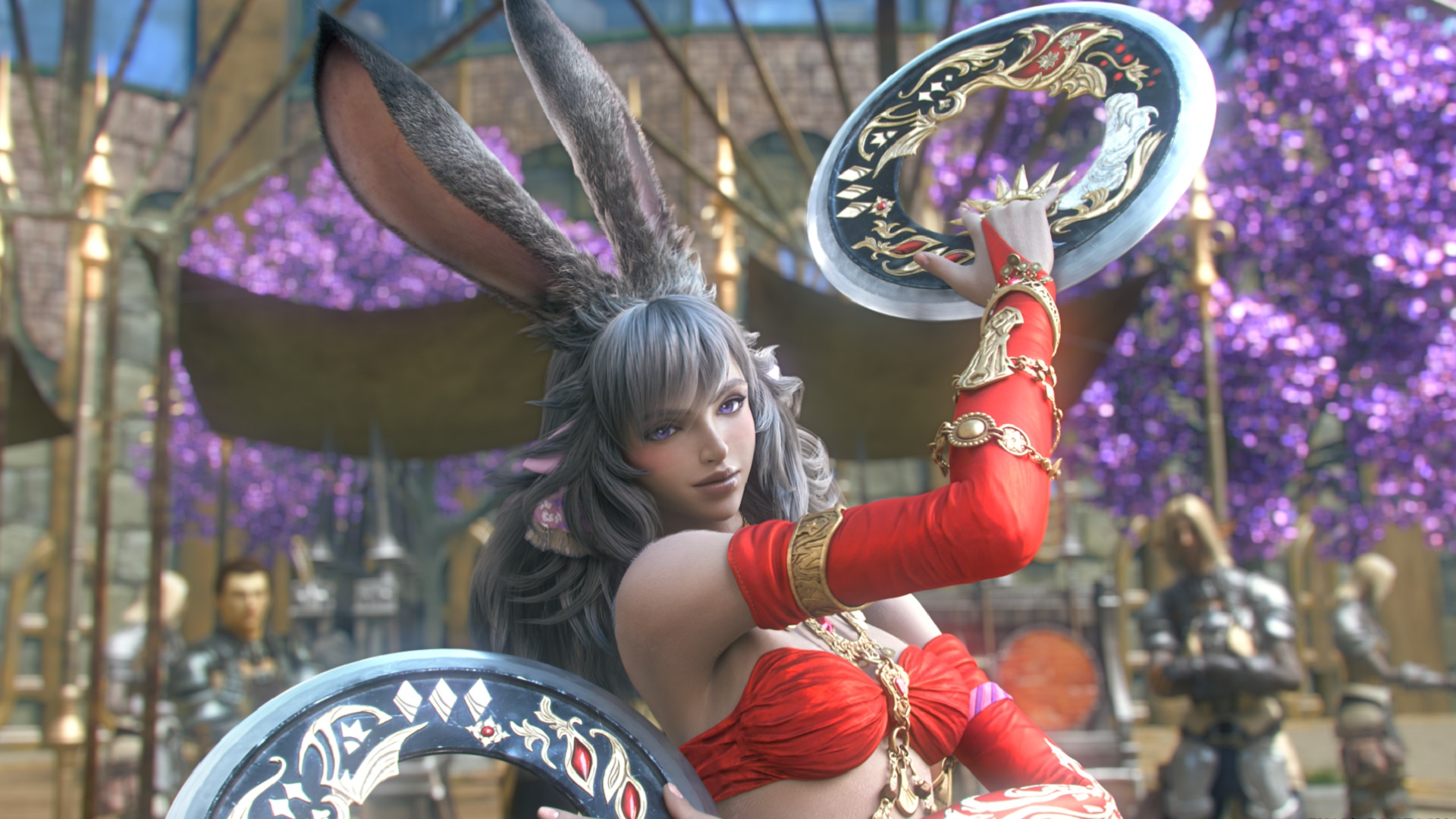 Final Fantasy XIV guide: Where to find the new Gunbreaker and Dancer job quests screenshot