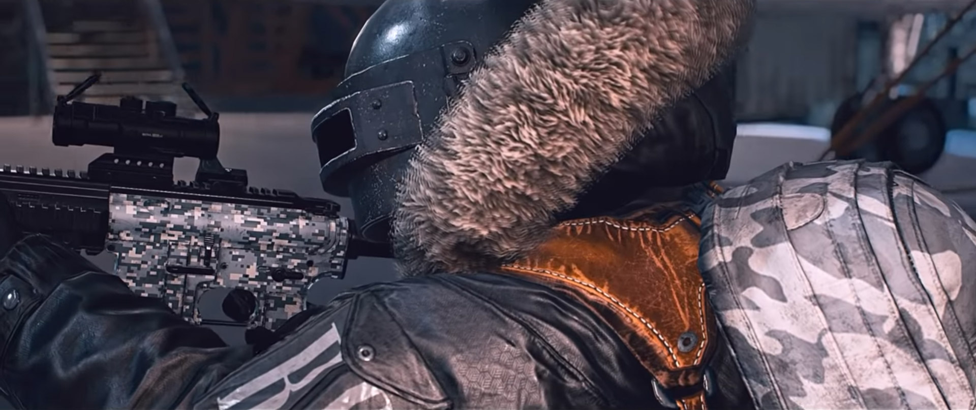 PUBG is going 'beyond battle royale' with a new story-focused game screenshot