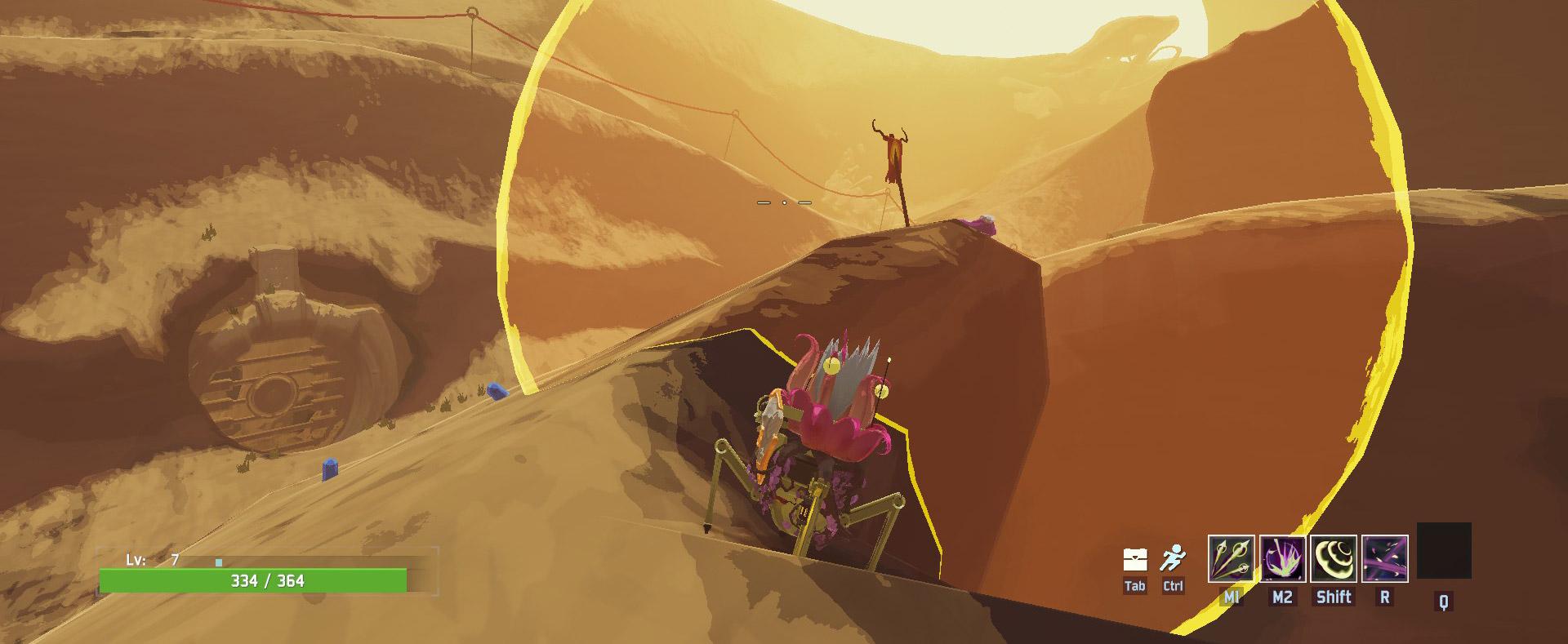 Risk of Rain 2's robot-plant survivor Rex is worth unlocking right away screenshot