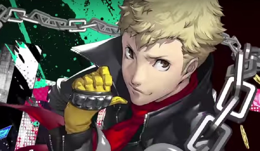 Persona 5 Royal Trailer Reintroduces Us To Best Buddy Ryuji