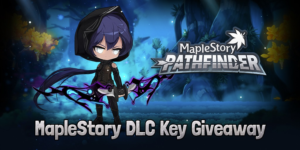 Giveaway: MapleStory's Pathfinder update brings the Bowman class, so take some free DLC to celebrate screenshot