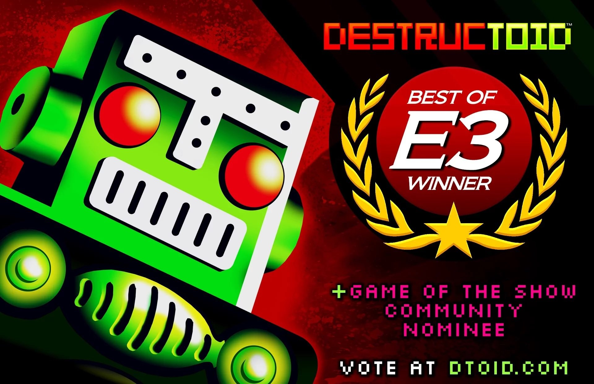 Vote now for the Destructoid Community E3 2019 Game of Show Award screenshot