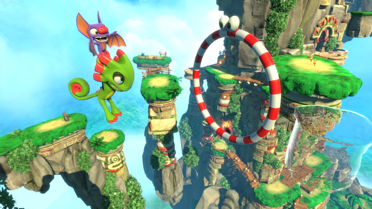 Yooka-Laylee among free Prime games for July screenshot