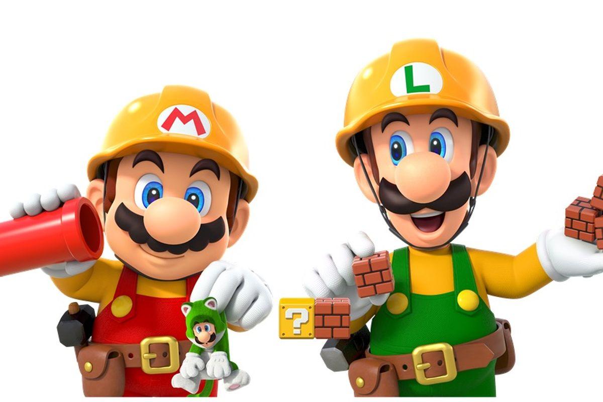Super Mario Maker 2 boss schools fans on how to make a level screenshot