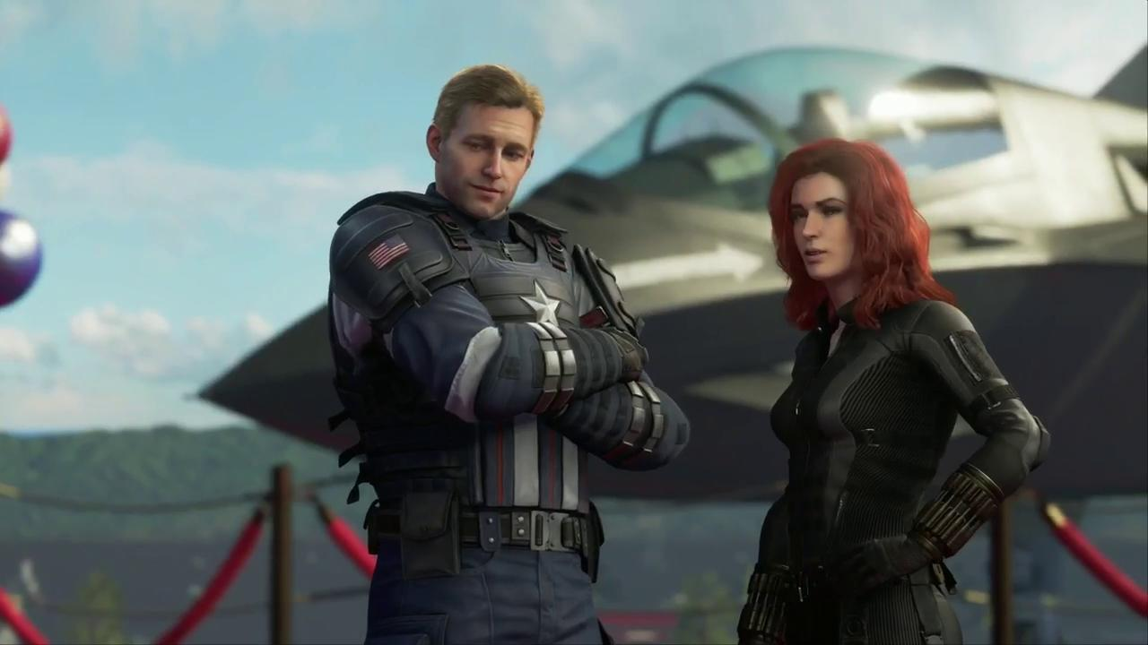 Marvel will give us more info on the elusive Avengers game at San Diego Comic-Con screenshot