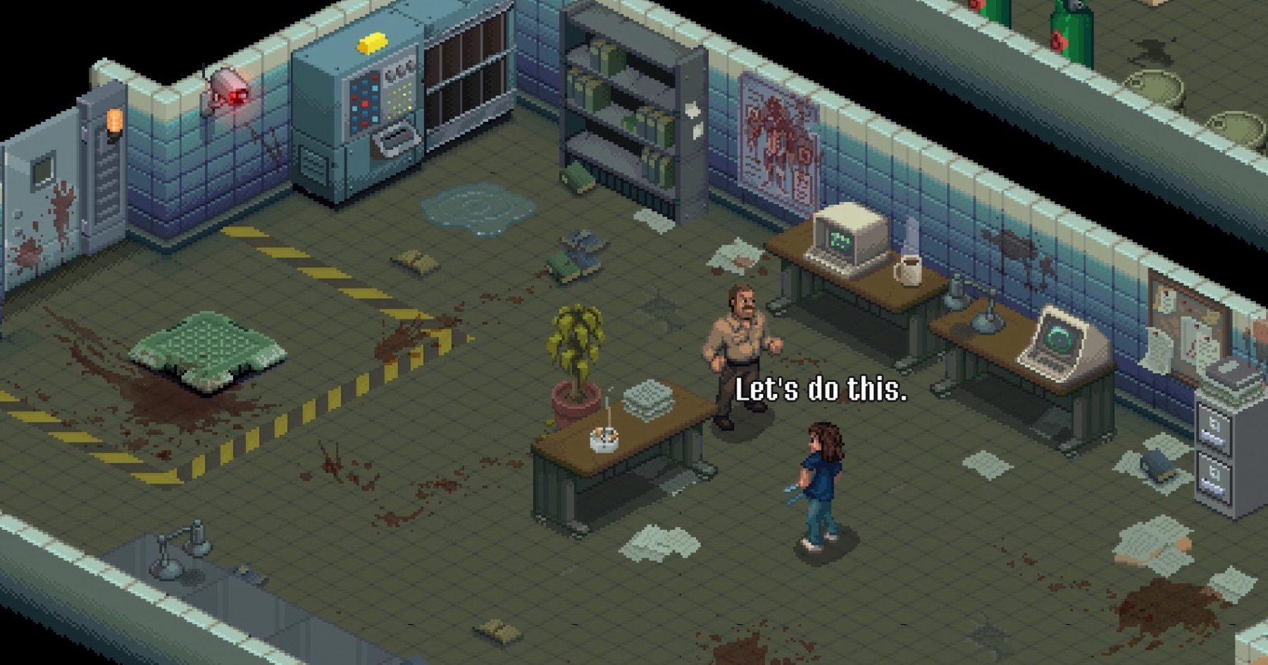 Nintendo Download: Stranger Things 3: The Game screenshot