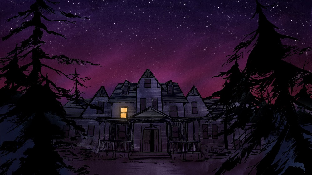 Gone Home is now available on Nintendo Switch in a physical edition screenshot
