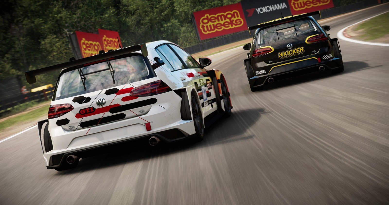 Codemasters delays GRID reboot by a month screenshot