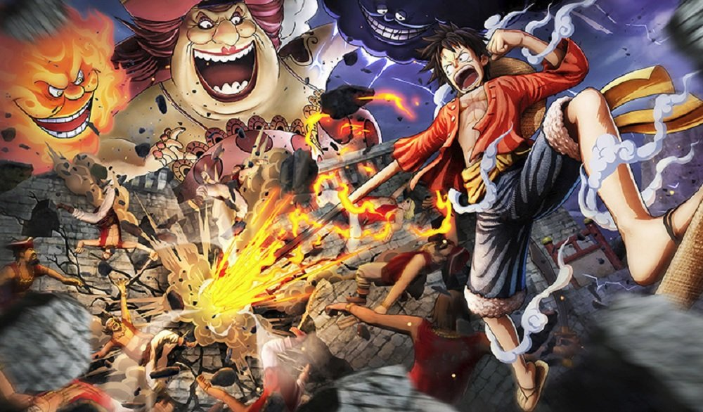 Holy moly, One Piece Pirate Warriors is getting a fourth entry screenshot