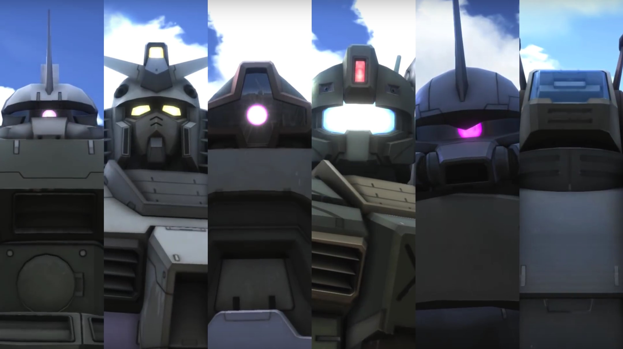Mobile Suit Gundam Battle Operation 2 is taking the battle to America screenshot