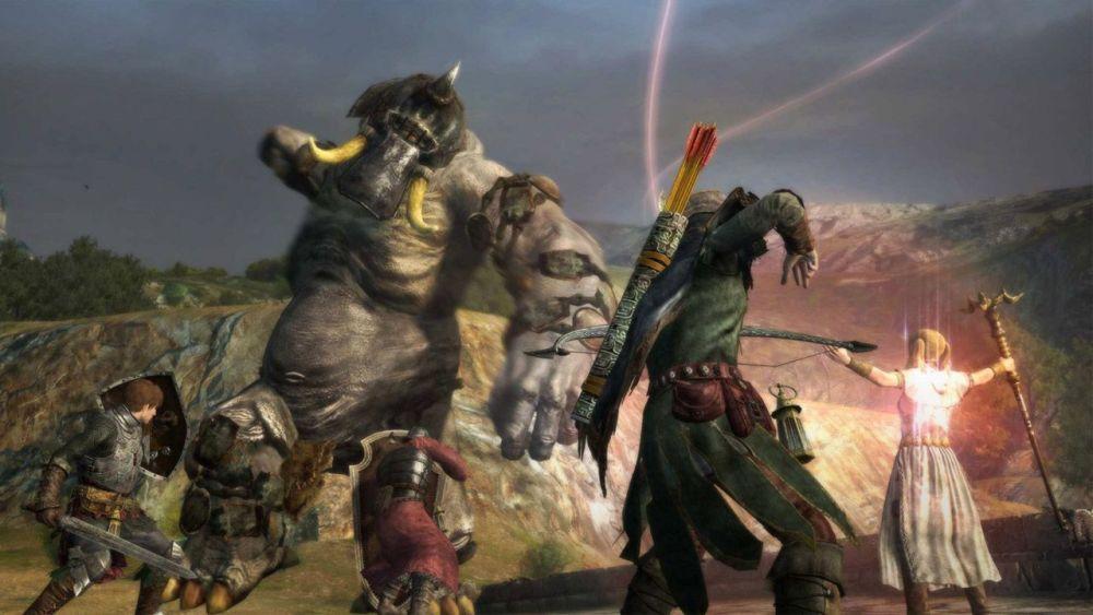Dragon's Dogma Online is ceasing operations in December: please open the door for Dragon's Dogma 2