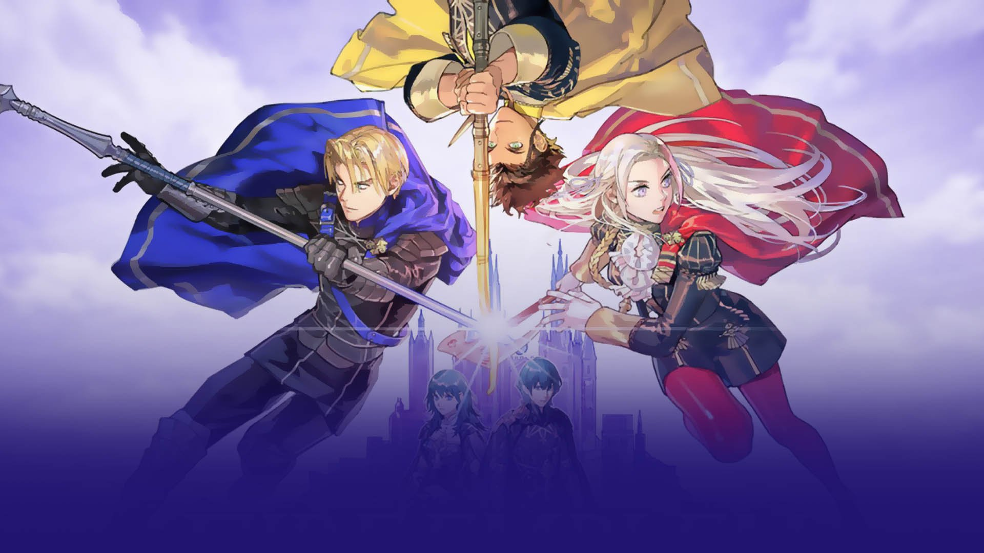 Review: Fire Emblem: Three Houses screenshot