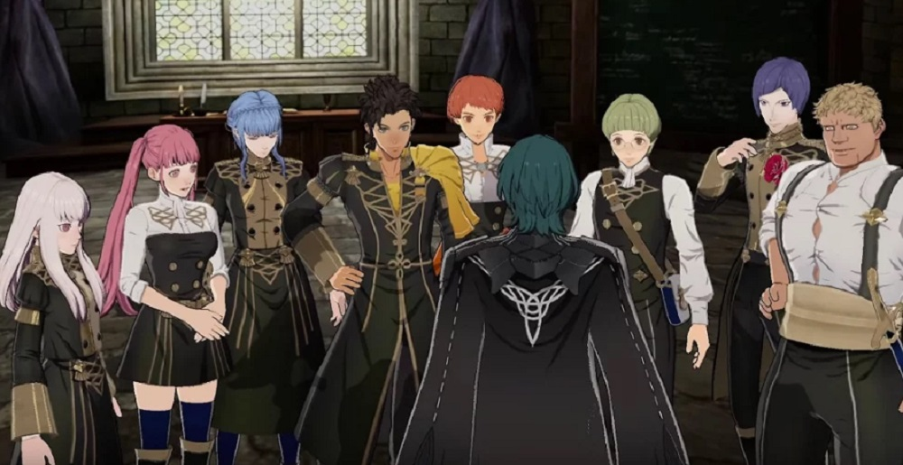 Fire Emblem: Review of Three Houses