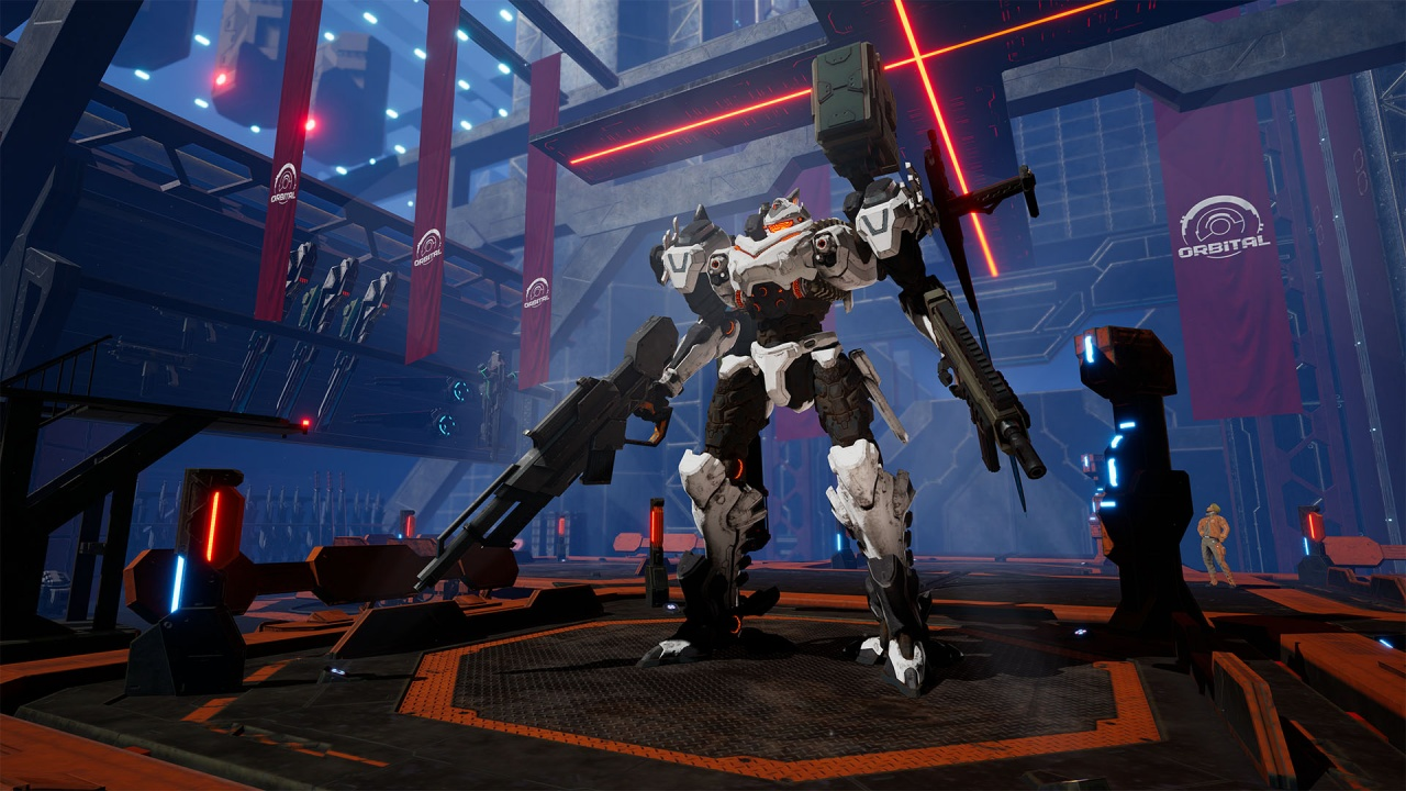 Daemon X Machina lands a limited edition set for Europe and Australia screenshot