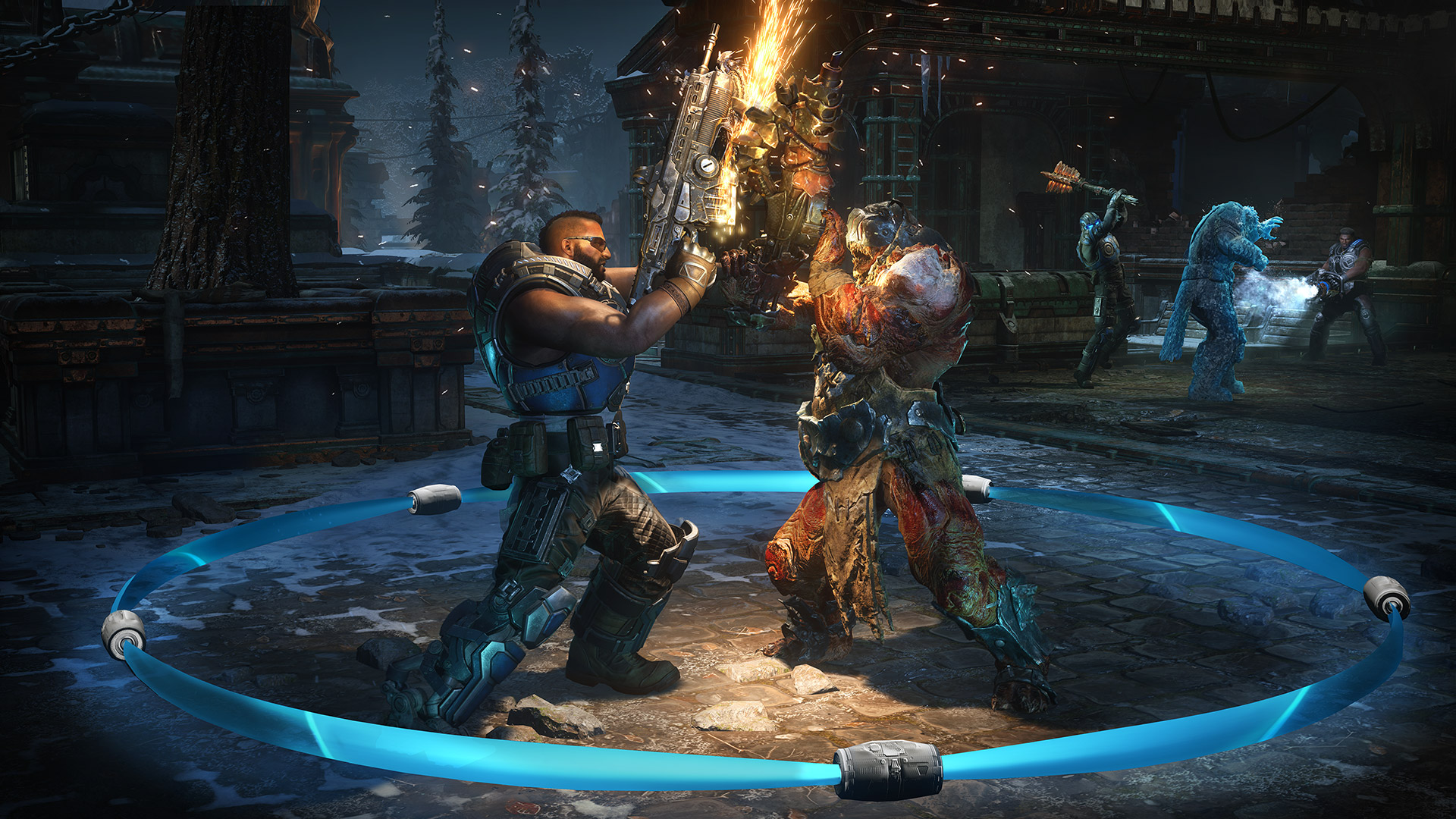 Don't miss your chance to play the Gears 5 tech test this month screenshot