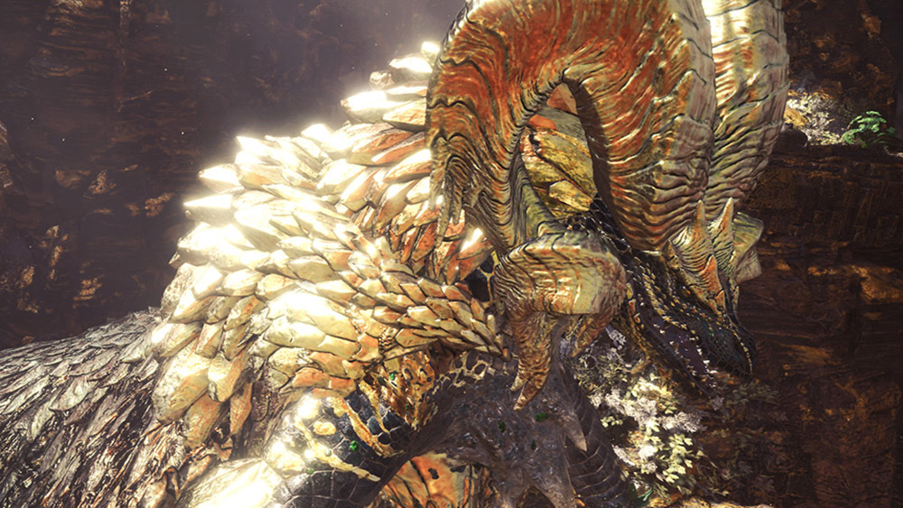 Watch This Astounding Monster Hunter Pro Take Down Arch Tempered