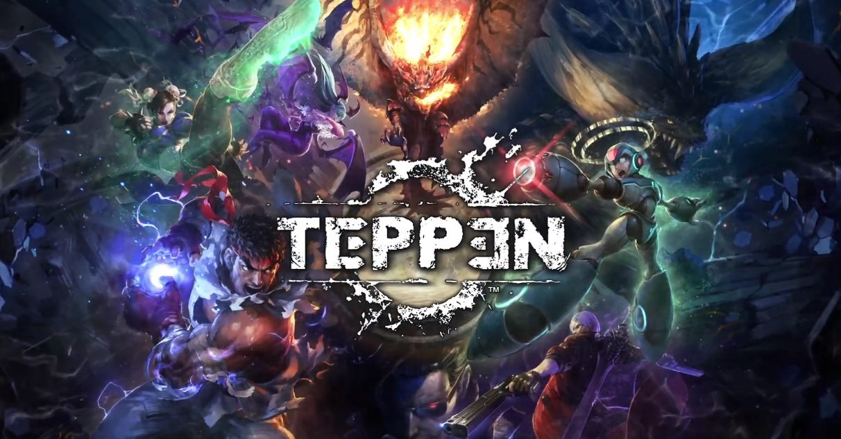 Teppen is like Hearthstone meets Magic: The Gathering, with Capcom characters screenshot