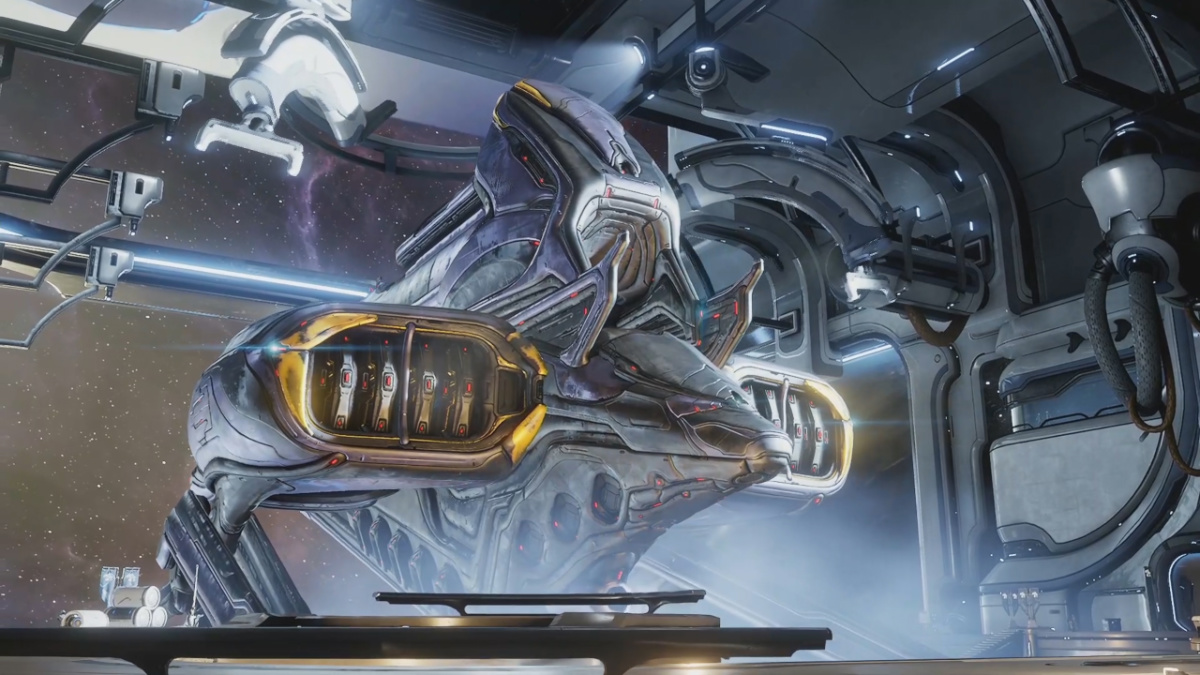 Warframe's Ship Combat, New Frames, And Opening Cinematic Intro Trailer Revealed