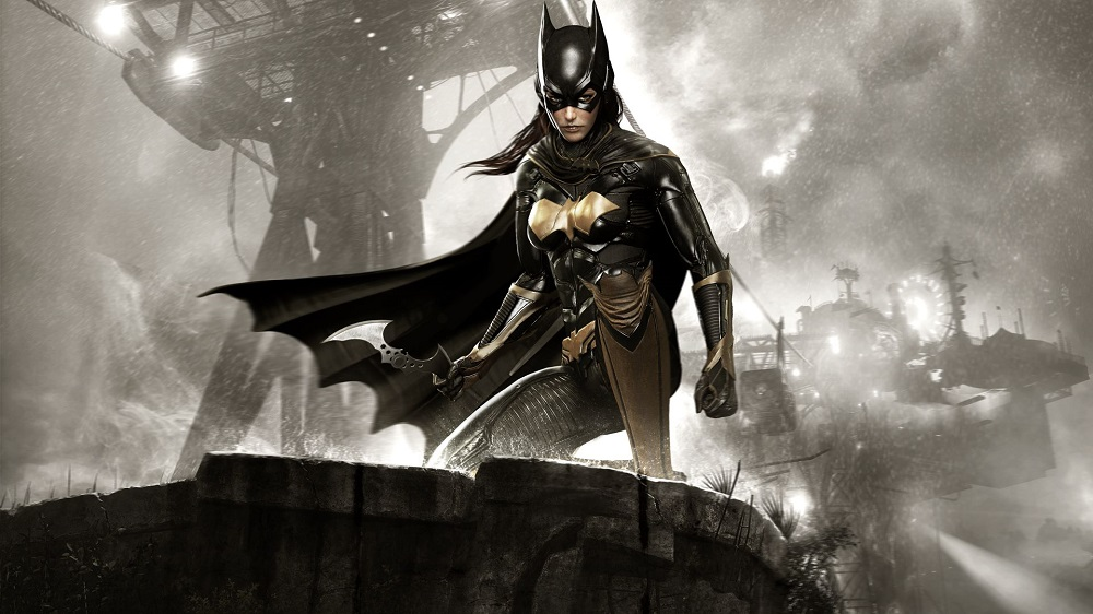 Batman: Arkham Collection steelbook for PS4 and Xbox One coming in September screenshot