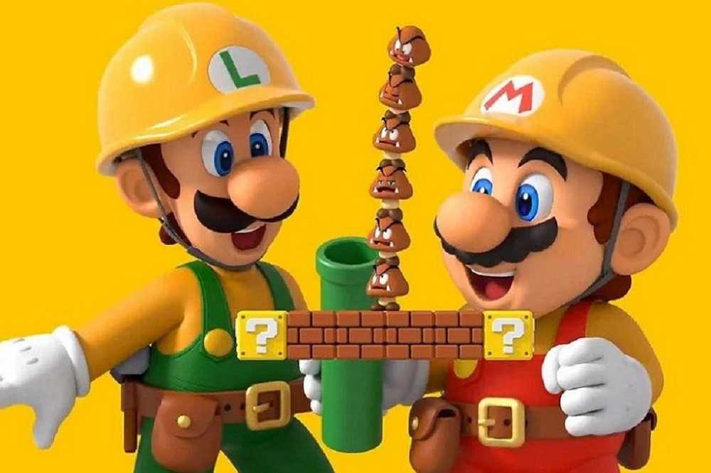 Super Mario Maker 2 holds on for a second week atop the UK Charts screenshot