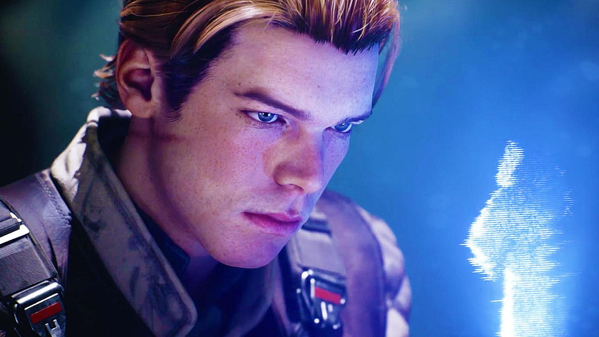 Star Wars Jedi: Fallen Order's lead is male because of Rey screenshot