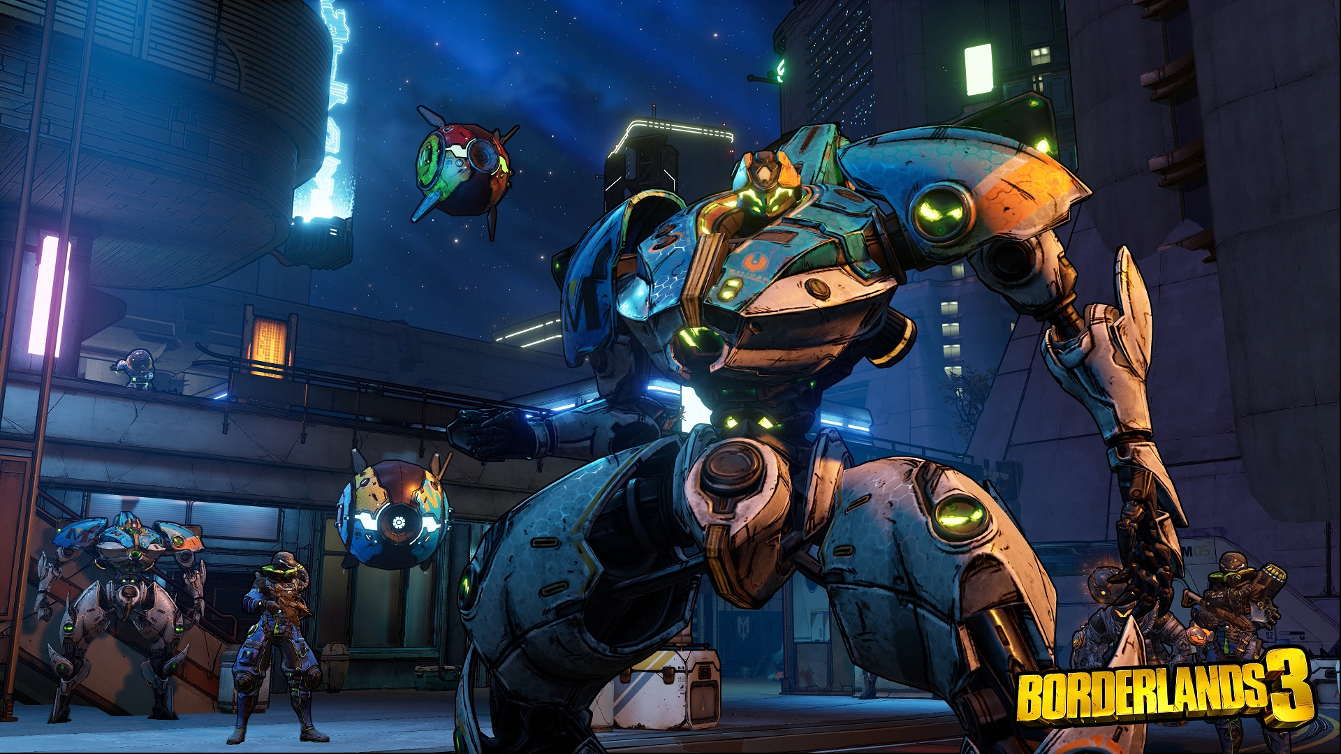 Borderlands 3's dueling system is more akin to classic free-for-all deathmatch screenshot
