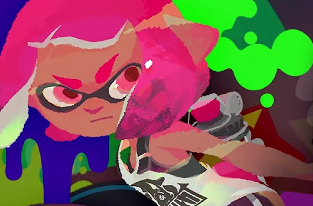How you can earn a neat Splatoon theme in Tetris 99 this weekend