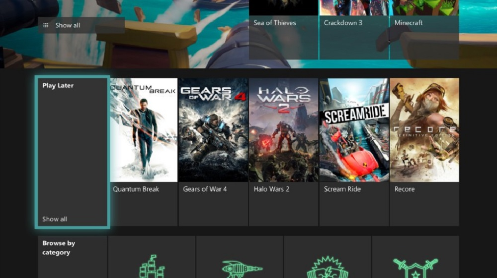 Plan out your backlog with Xbox Game Pass' 'Play Later' feature screenshot