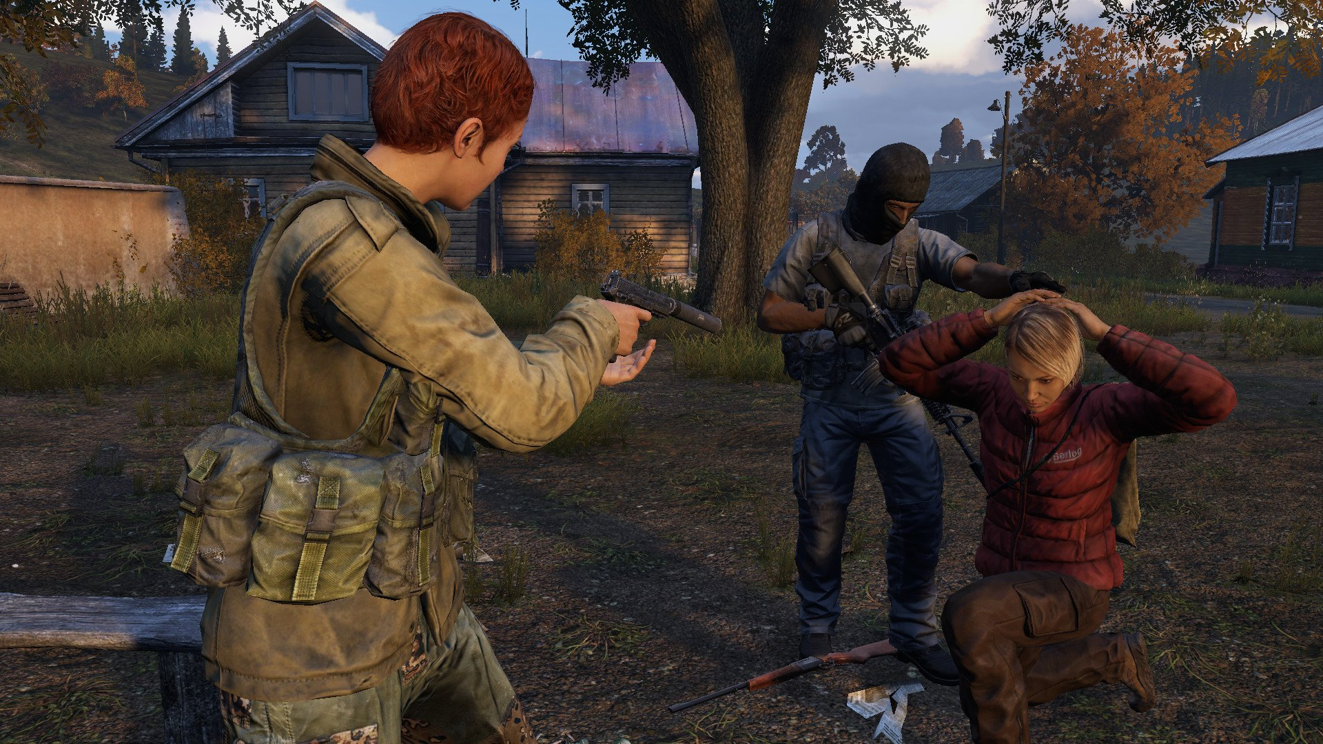 We've come full circle as DayZ gets an official battle royale mode screenshot
