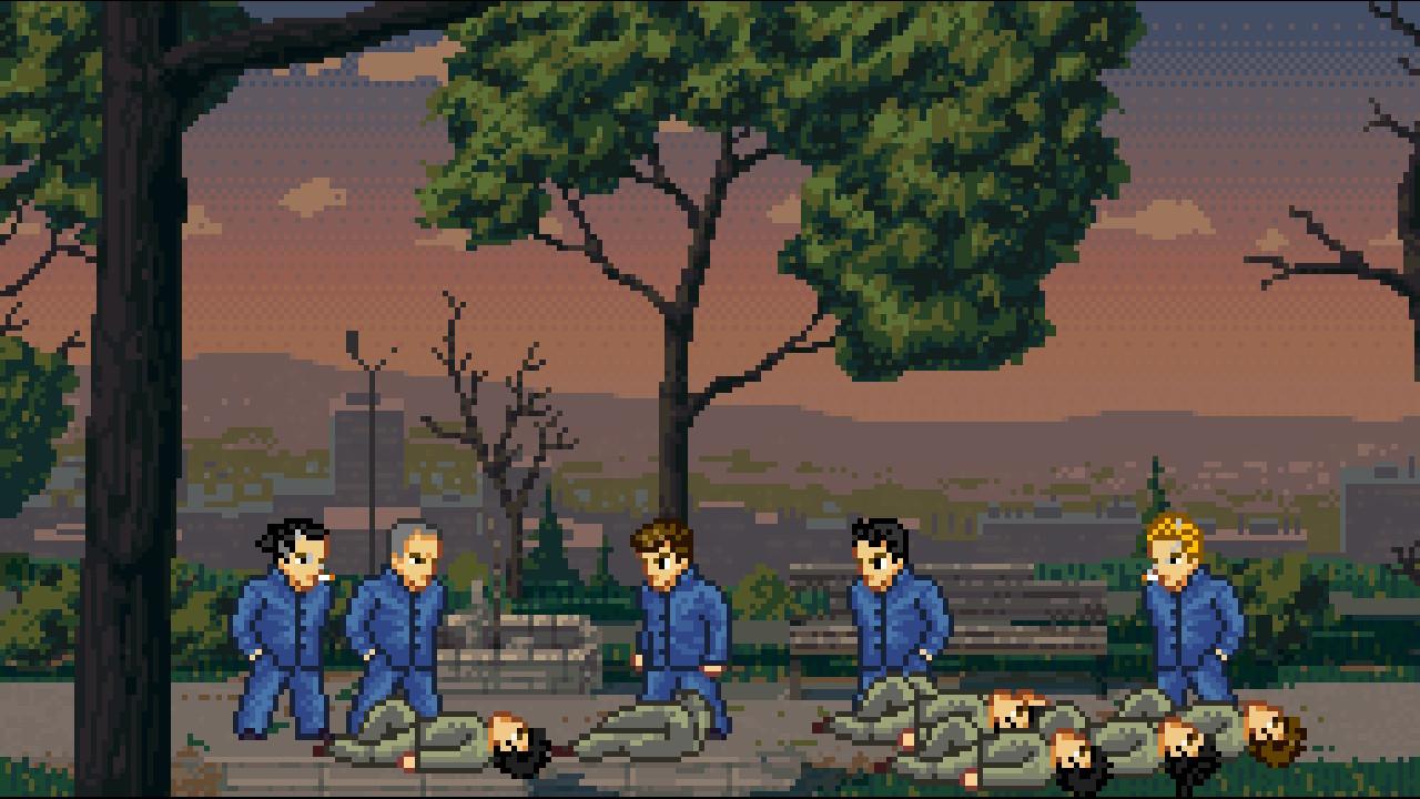 Review: The Friends of Ringo Ishikawa screenshot