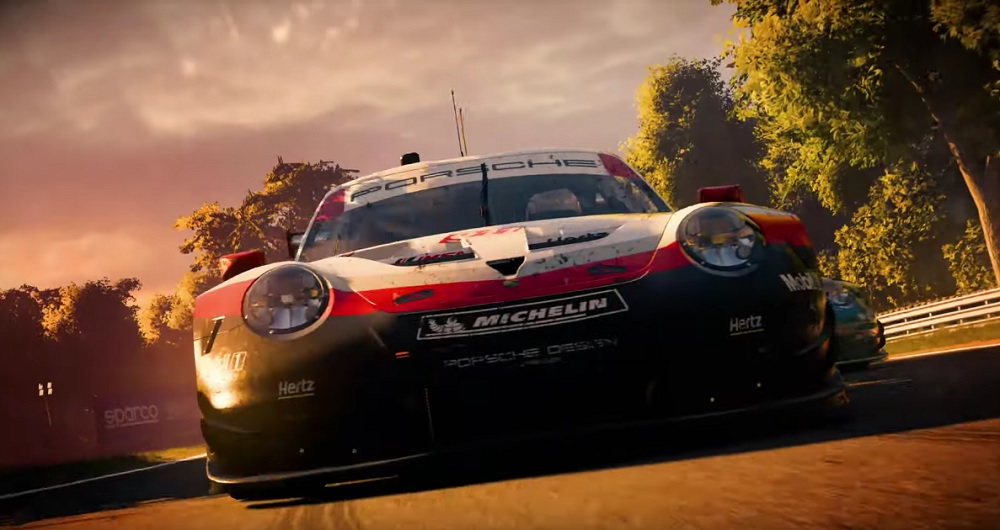 Watch out for rubber burns in new trailer for Codemasters' GRID screenshot