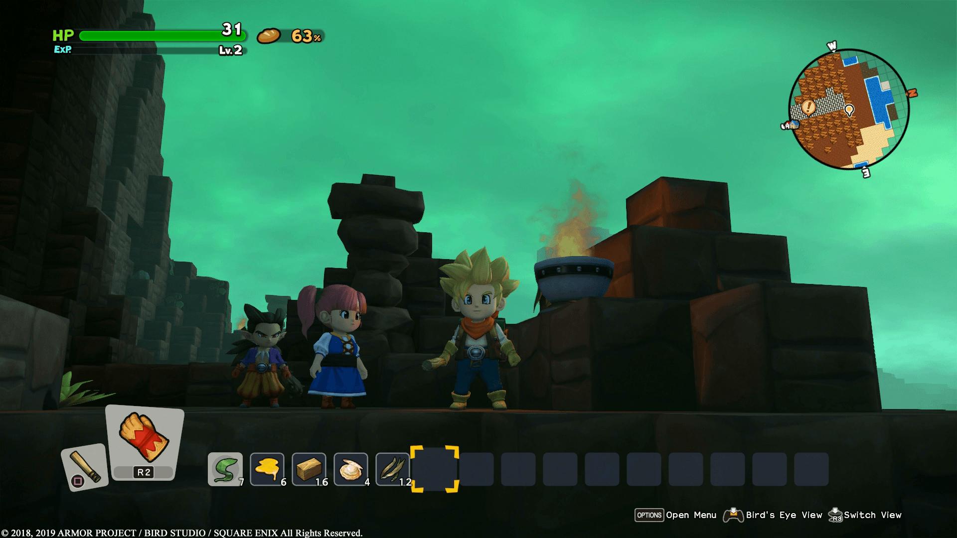 Review: Dragon Quest Builders 2