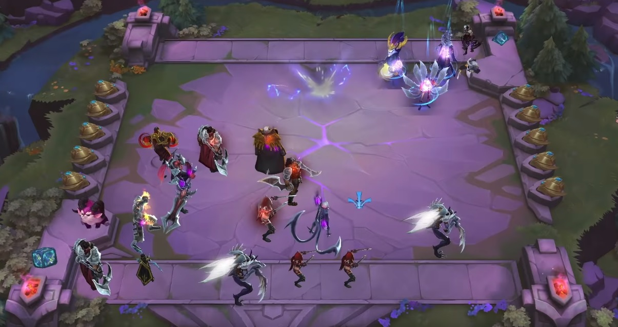 Auto Chess is the newest craze in town to follow battle royales: here's a few of the most popular games screenshot