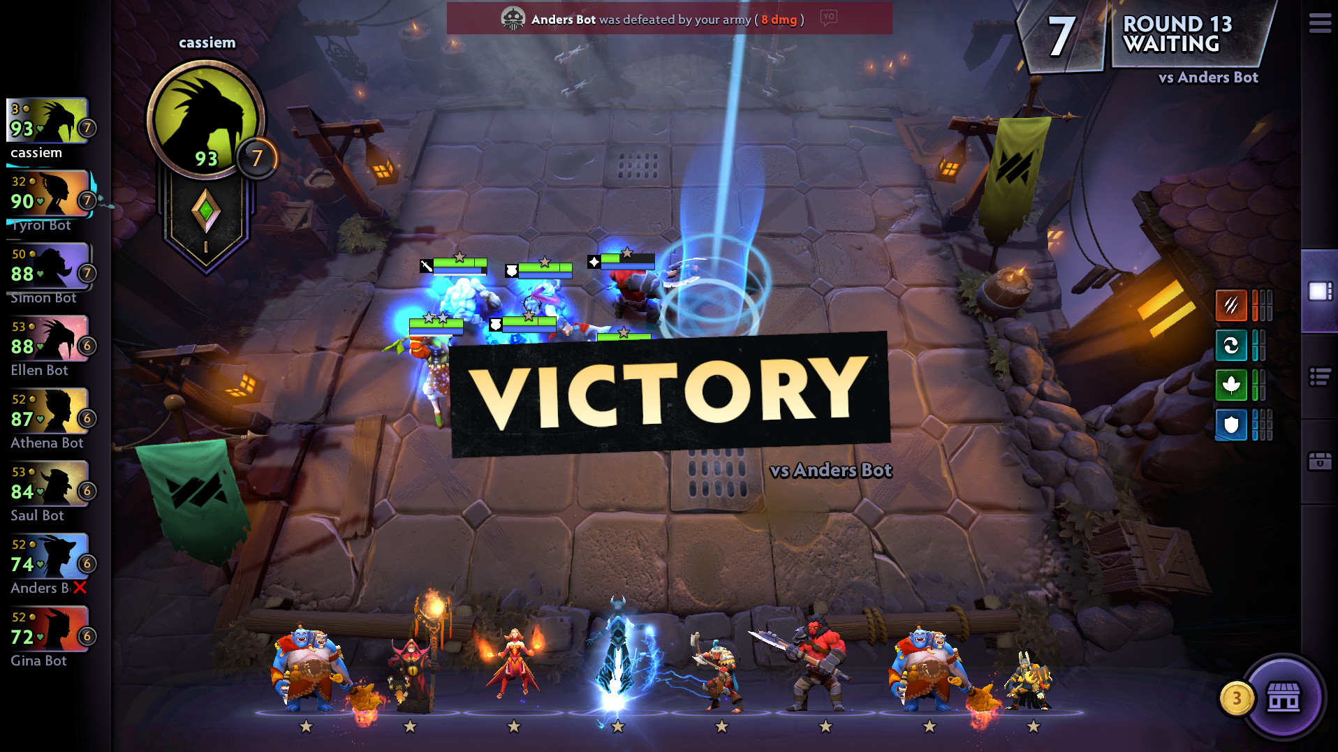 Auto Chess is the newest craze in town to follow battle