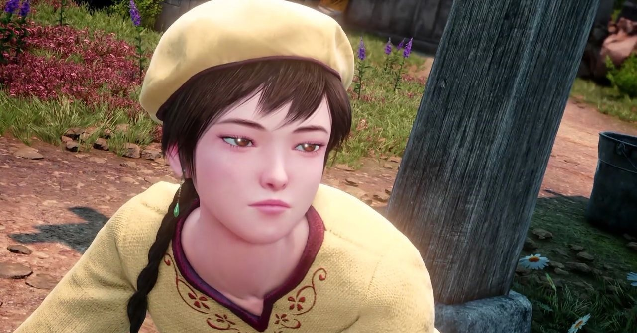 Shenmue III backers will not receive retail exclusive content screenshot