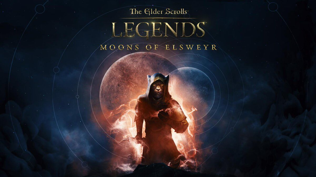 Contest: Win a card pack bundle to celebrate TES: Legends - Moons of Elsweyr screenshot