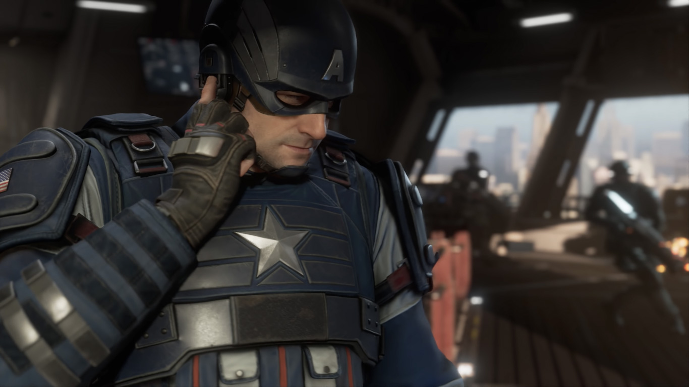 Marvel's Avengers SDCC gameplay reveal seemingly won't be made public screenshot